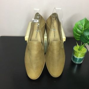Lucky Brand Shoes - NWOB Lucky Brand Cahill Loafer Size 7 Beige